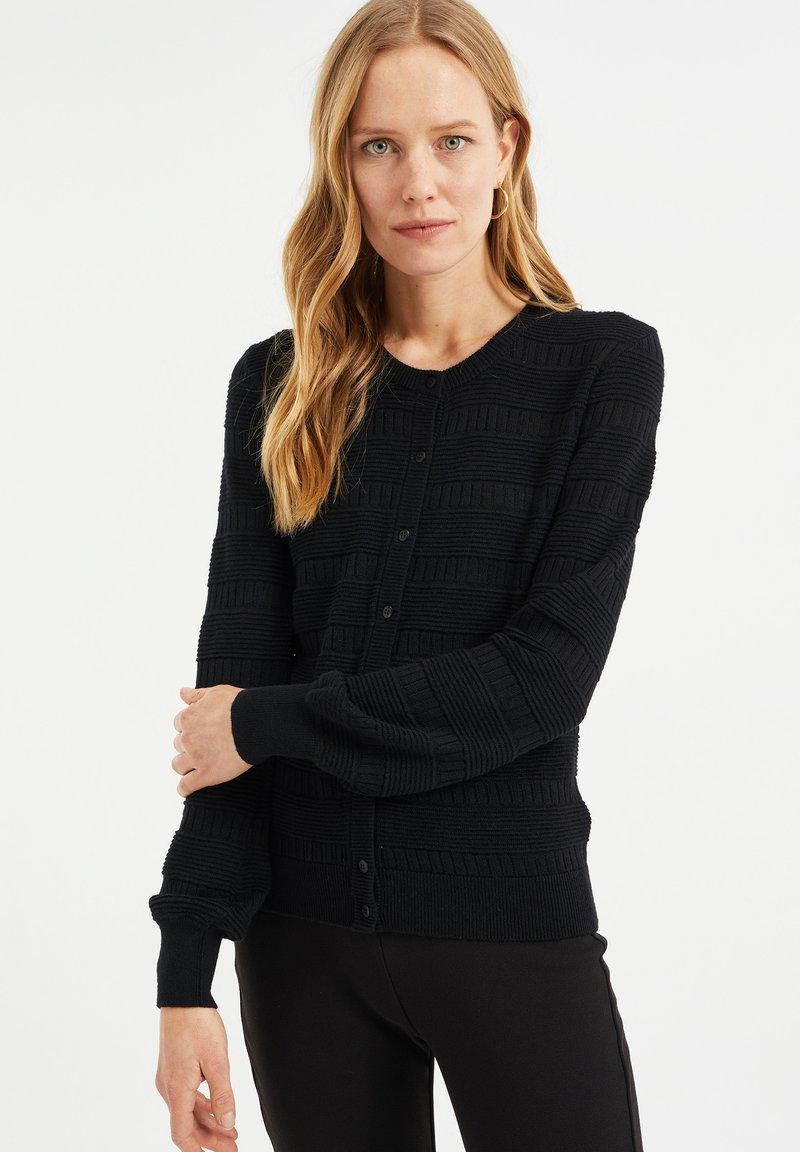 WE Fashion - Vest - black