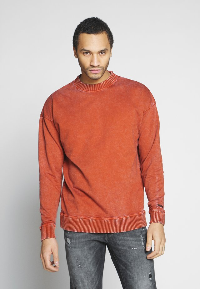 STIAN - Sweatshirt - vintage brown