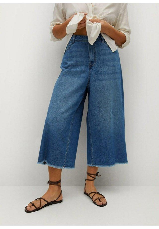 BANANA - Široké džíny - mittelblau