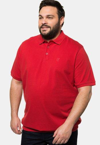 Polo shirt - weinrot