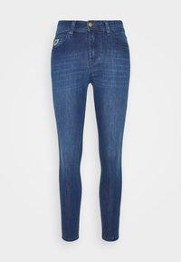 LOIS Jeans - CELIA - Jeans Skinny Fit - teal stone - 1