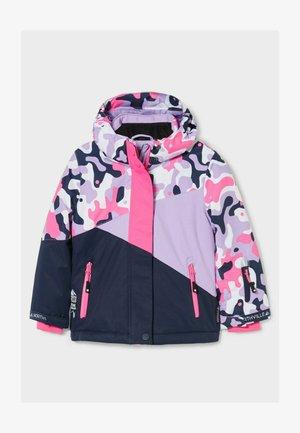 SKI - Ski jacket - violet