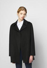 Theory - OVERLAY NEW DIVID - Short coat - black - 0