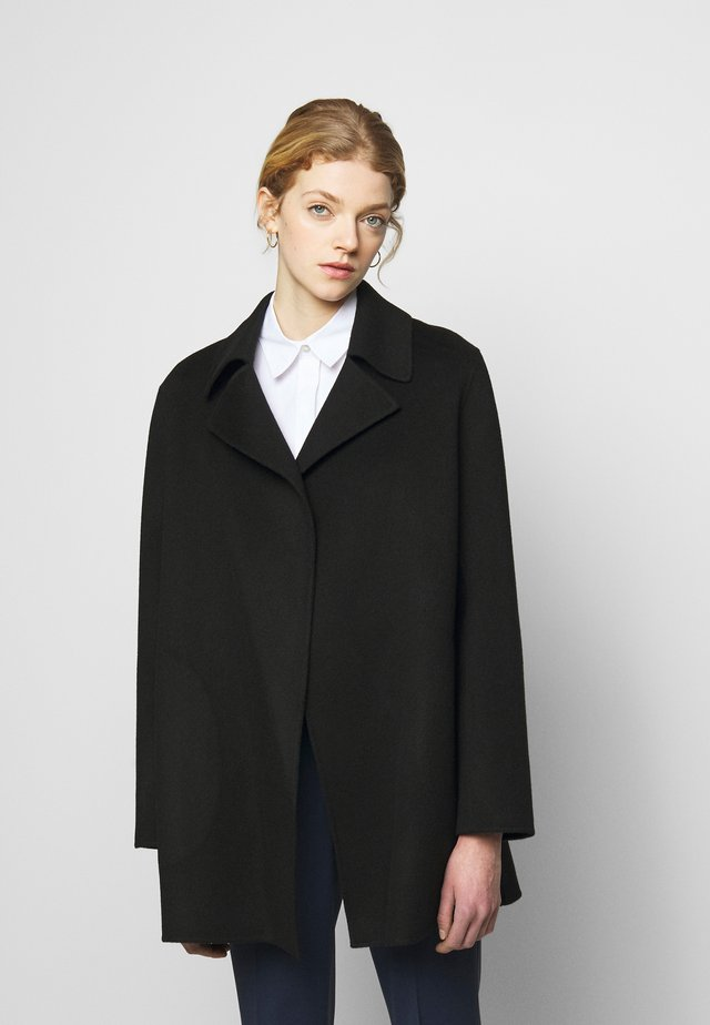 OVERLAY NEW DIVID - Manteau court - black