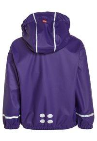 LEGO Wear - JAMAICA - Vodotěsná bunda - dark purple - 1
