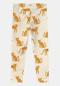 Lindex - MINI LEO ANIMALS UNISEX - Legging - light beige - 1