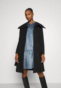 InWear - ZELENA COAT - Classic coat - black - 0
