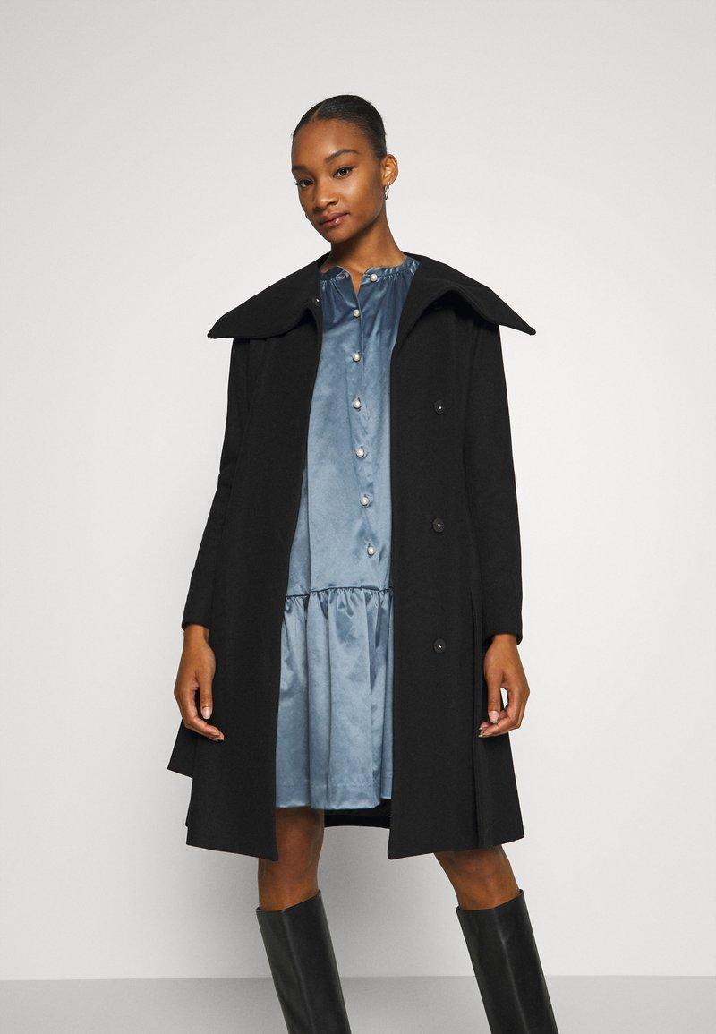 InWear - ZELENA COAT - Classic coat - black