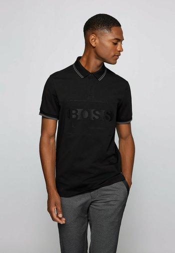 PAVEL - Poloshirt - black