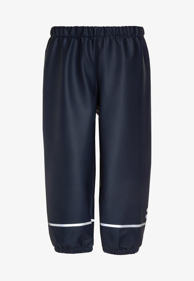 PUCK - Kalhoty do deště - dark navy