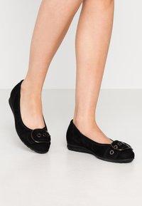 Gabor Comfort - Ballet pumps - schwarz - 0
