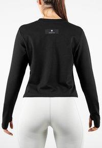 MOROTAI - NAKA - Sweatshirt - black - 1