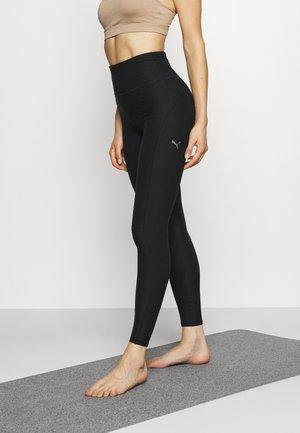 STUDIO YOGINI LUXE HIGH WAIST - Legging - black