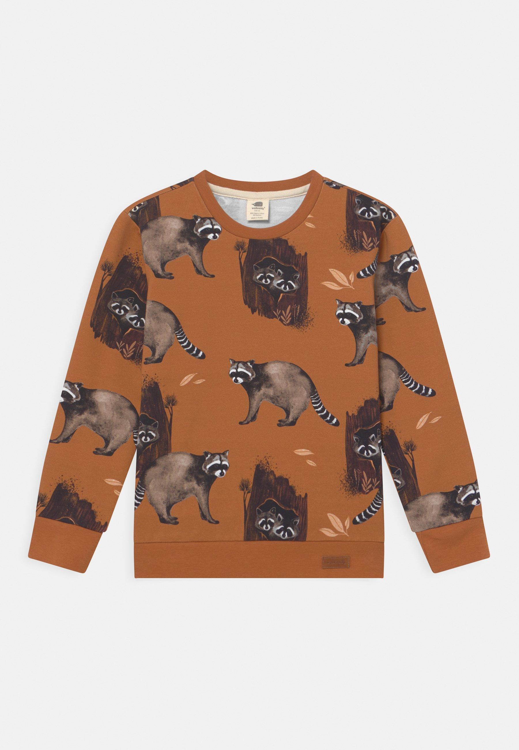 Kids CURIOUS RACCOONS UNISEX - Sweatshirt