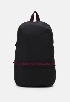 BACKPACK UNISEX - Batoh - black/red