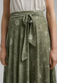 Esprit - Maxi skirt - light khaki - 3