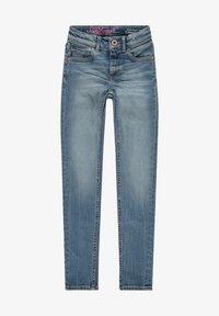 Vingino - Slim fit jeans - mid blue wash - 0