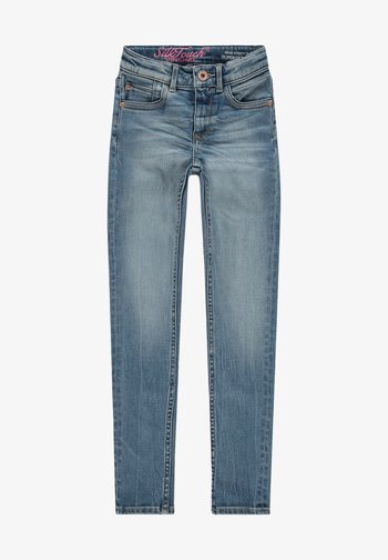 Džíny Slim Fit - mid blue wash