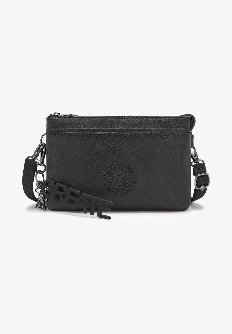 Kipling - RIRI - Across body bag - black vl bl