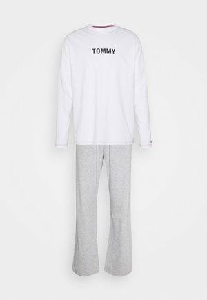 PANT SET - Pyjama set - white