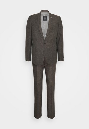 BUCKLAND SUIT - Costume - brown