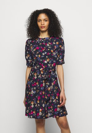 TONAL DRESS - Day dress - french navy multi