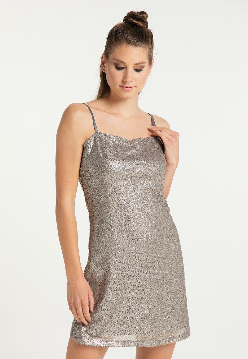 myMo at night - Cocktail dress / Party dress - grau