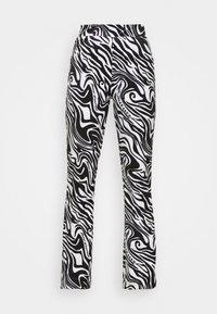 JOYPRINTED TROUSERS - Pantalones - mono wave