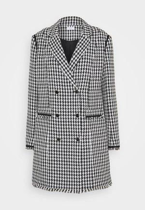 ROLIM - Short coat - white/black