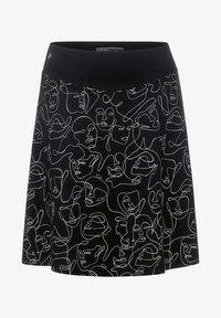 Street One - A-line skirt - schwarz - 3
