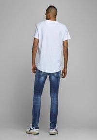 Jack & Jones - SLIM FIT JEANS GLENN FOX BL 925 - Jeans slim fit - blue denim - 2