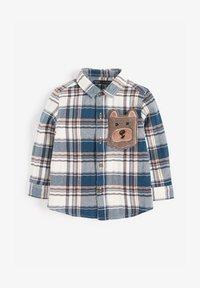 Next - BEAR POCKET  - Shirt - blue - 0
