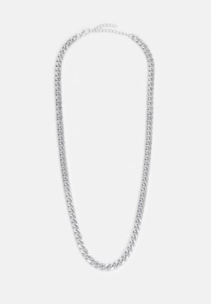 LONG BASIC NECKLACE UNISEX - Náhrdelník - silver-coloured