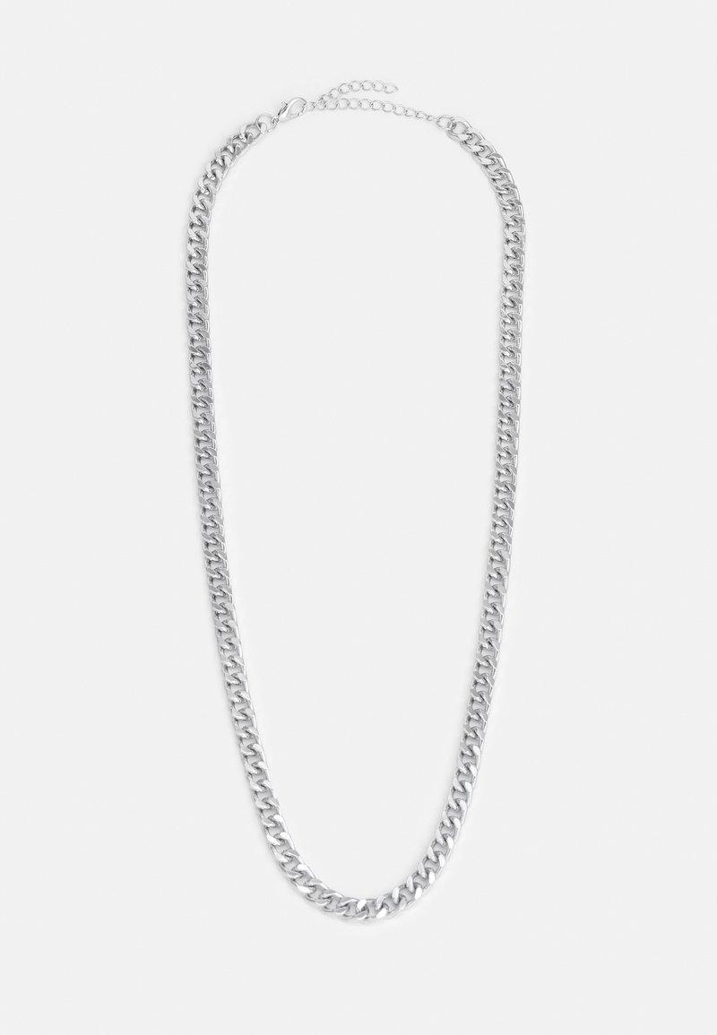 Urban Classics - LONG BASIC NECKLACE UNISEX - Smykke - silver-coloured