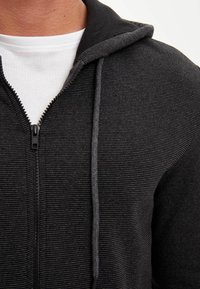 DeFacto - Cardigan - black - 3