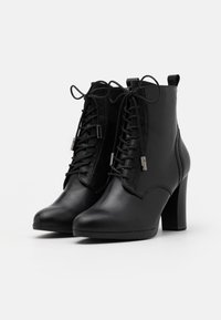 Caprice - BOOTS - High heeled ankle boots - black - 2