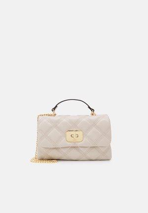 CROSSBODY BAG HERMIONE M - Handbag - ecru