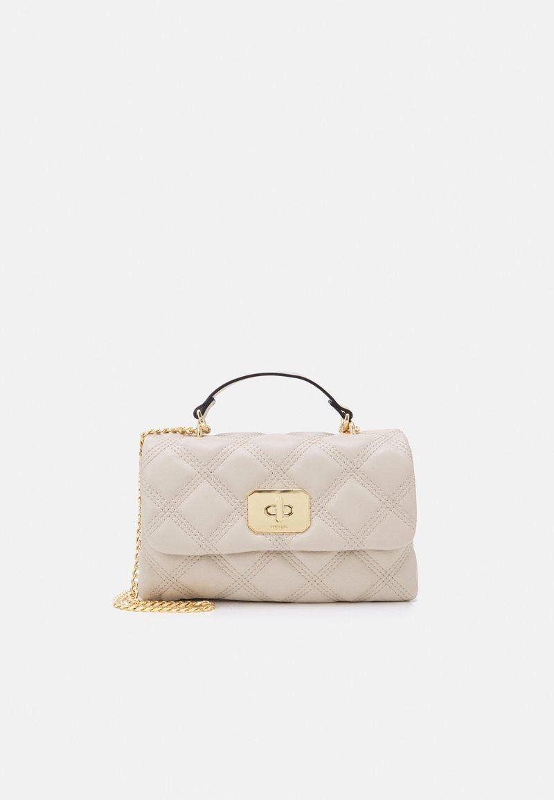 PARFOIS - CROSSBODY BAG HERMIONE M - Handbag - ecru
