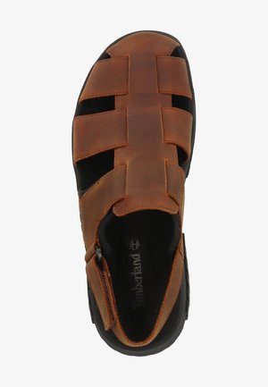 Walking sandals - buckthron brown 2031