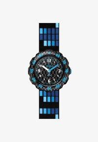 Flik Flak - Watch - black - 0