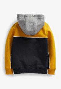 Next - Sweater met rits - ochre - 1