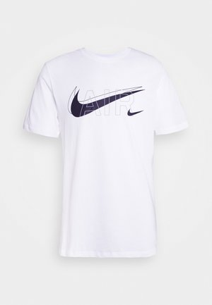 TEE AIR - T-shirts print - white