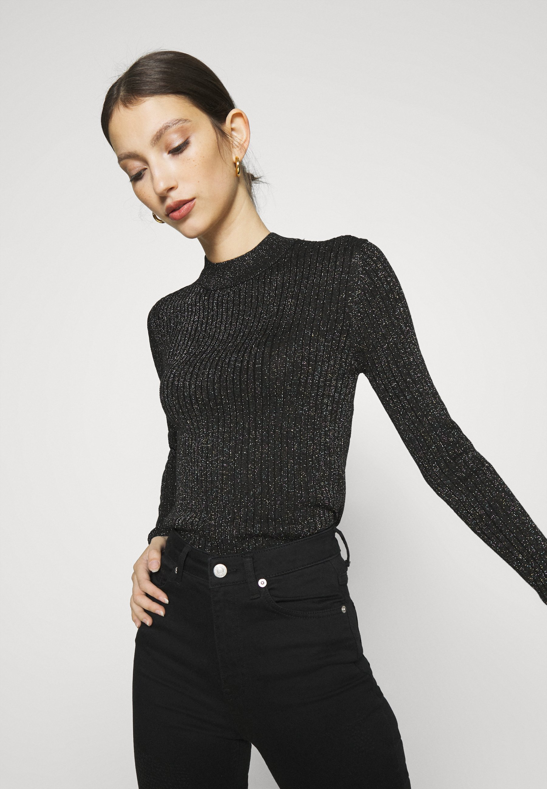 Pepe Jeans Shirt 'Crystal' in Zwart | ABOUT YOU