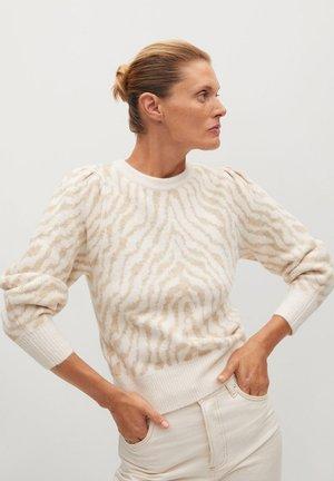 MERION - Pullover - béžová