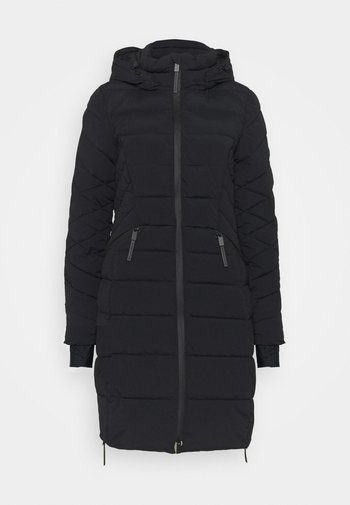 COMFORT COAT - Lehká bunda - black