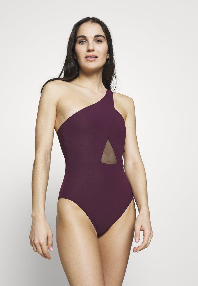 JETS BY JESSIKA ALLEN - CONSPIRE - Swimsuit - garnet