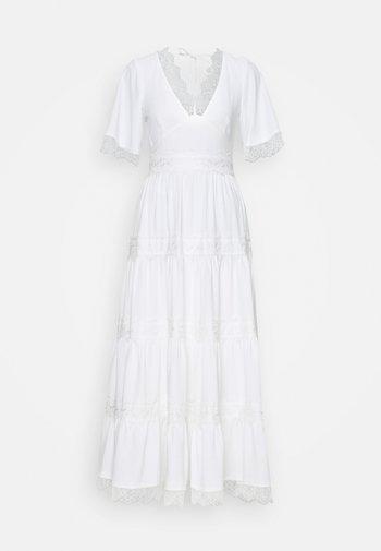 ERIS - Day dress - chalk white