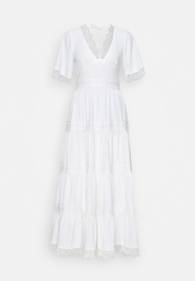 ERIS - Day dress - chalk white