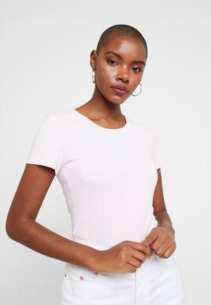 LILA - Basic T-shirt - pink lady