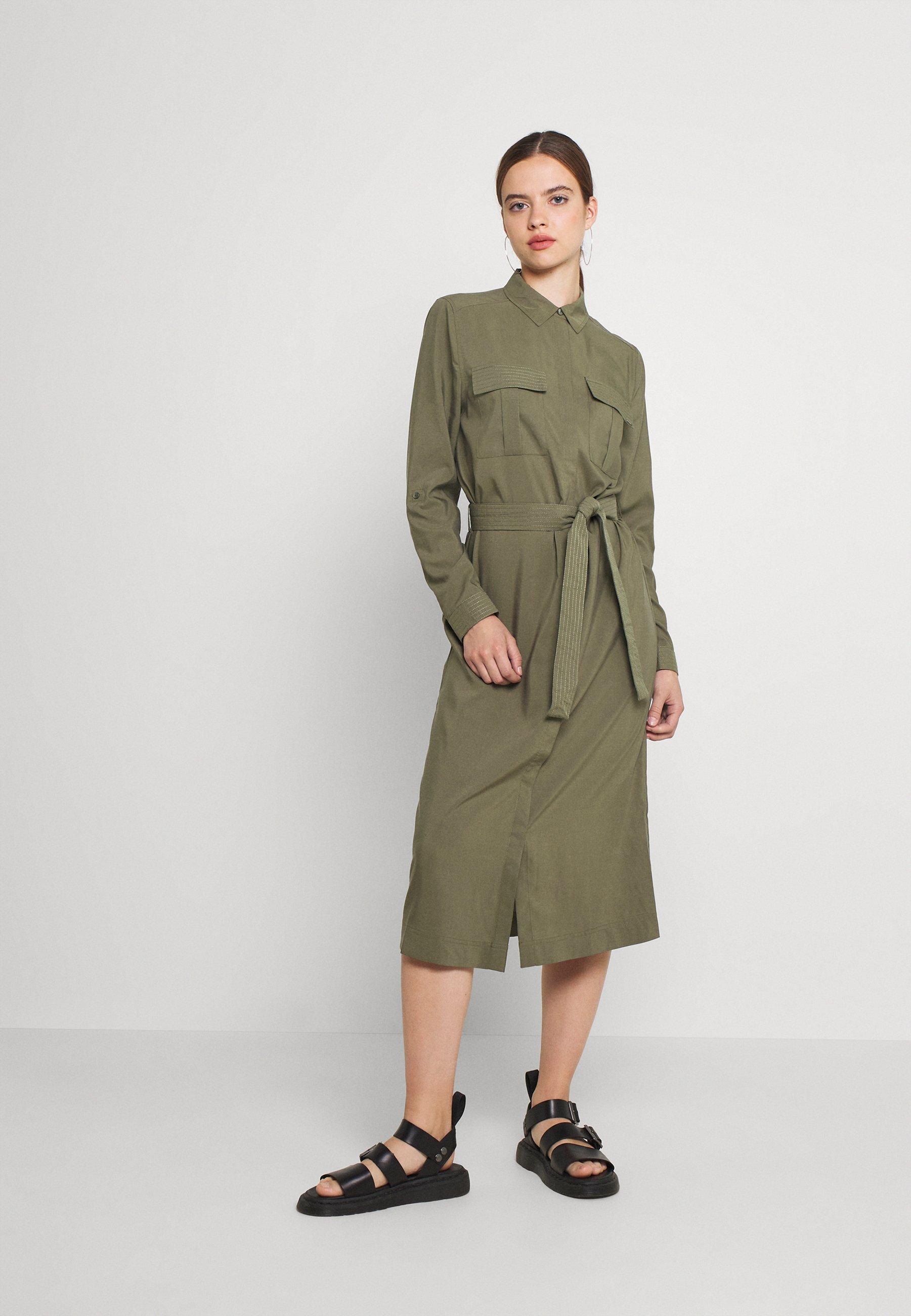 Damen ISABELLA - Blusenkleid